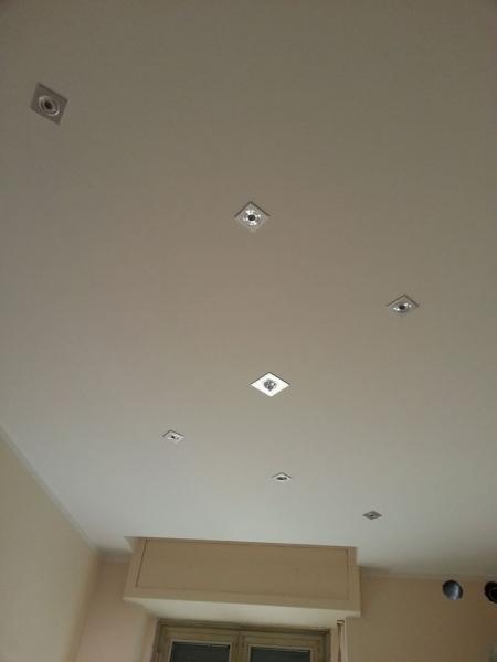 Illuminazione led soffitto